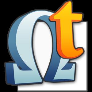 Logo omega T